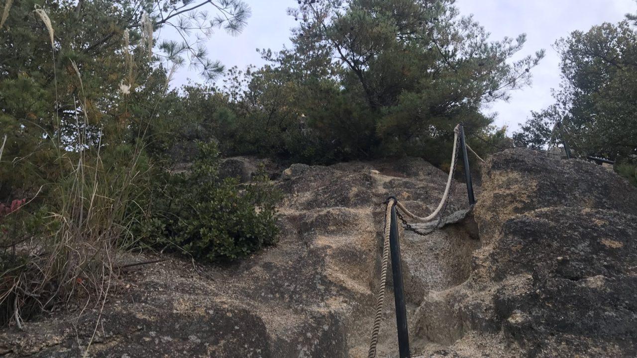 小豆島 重岩